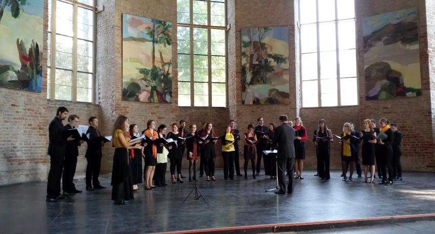 Gemeinsam Sinn finden - Europa-Chor Revoice