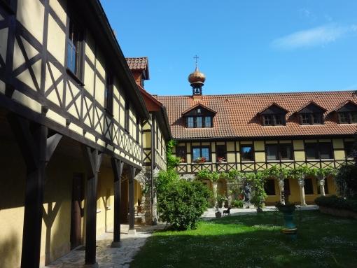 Kloster St. Wigberti - Sinn finden