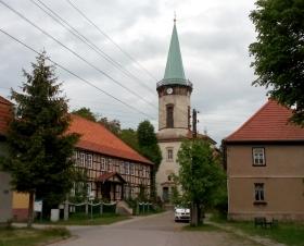 Kloster-und Dorfkirche Werningshausen