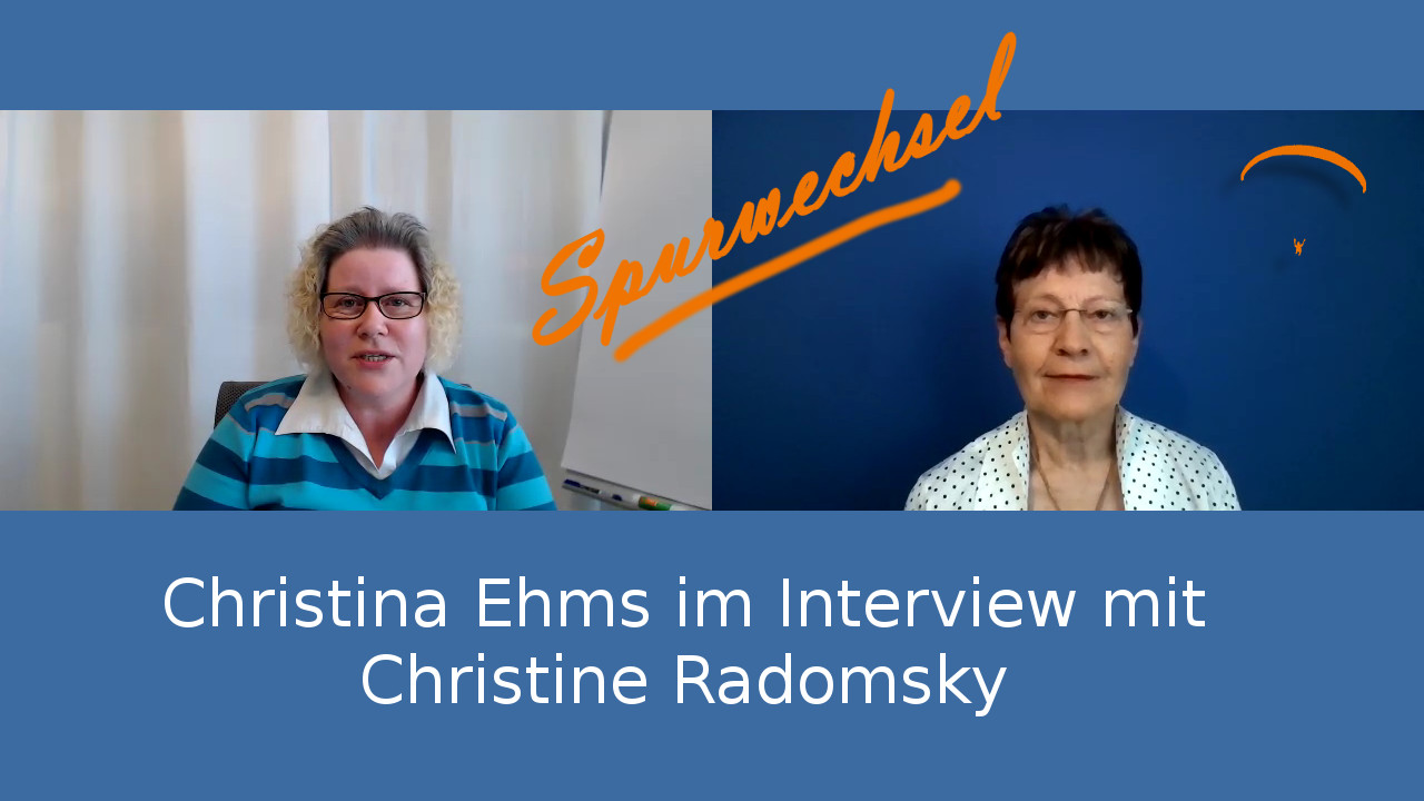 Spurwechsel zum Digitalberuf: Interview mit Christina Ehms