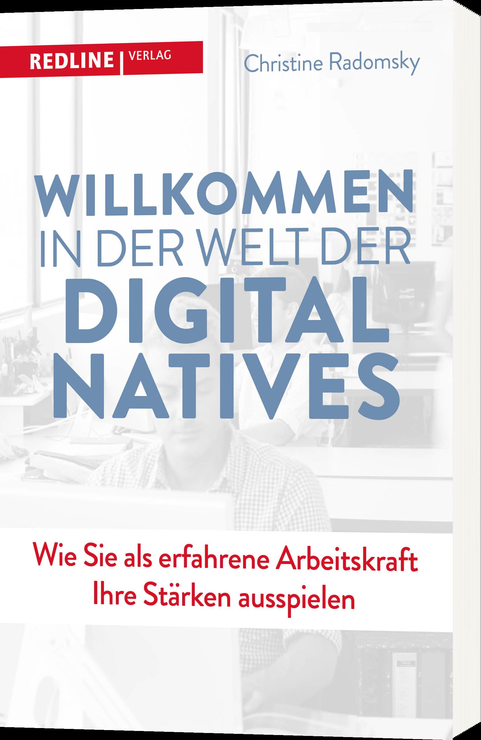 Buchtitel zur Digitalen Transformation in der Arbeitswelt
